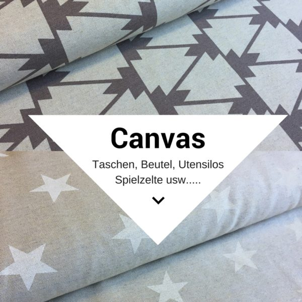 canvas stoffe