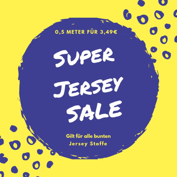 Super Jersey Sale